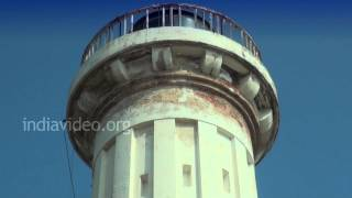 Lighthouse in Pondicherry