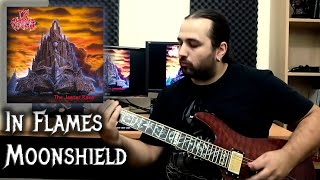 Moonshield – In Flames (Guitar Playthrough)
