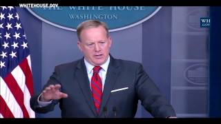 Sean Spicer Claims Hitler Never Used Chemical Weapons. (Fact Check: He Did)