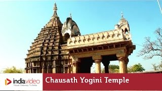 Chausath Yogini Temple at Jabalpur  Madhya Pradesh