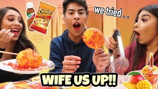 Cooking MEXICAN ANTOJITOS with ALONDRA AND ELSY!! | Louie's Life