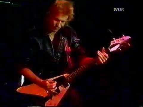 michael schenker group 1981 armed n ready online metal music video by MICHAEL SCHENKER GROUP
