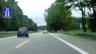 preview picture of video 'A11: AD Schwanebeck - AD Kreuz Uckermark (3.5x)'