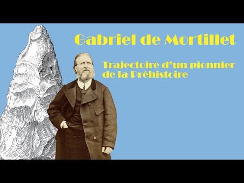 Gabriel de Mortillet - Pionnier de la Préhistoire