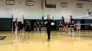 Art Of Coaching Volleyball - Individual Defense (Portland Clinic)