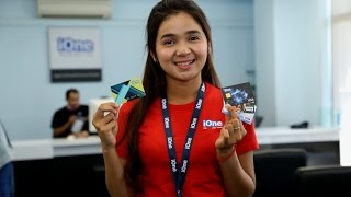iOne Visa Card Press Conference