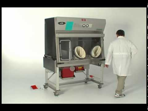 Labrepco Nuaire Compounding Aseptic Containment Pharmacy