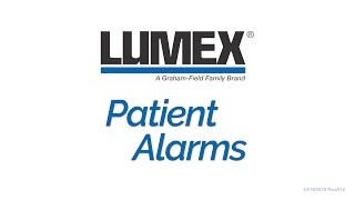 Lumex® Patient Alarm Youtube Video Link