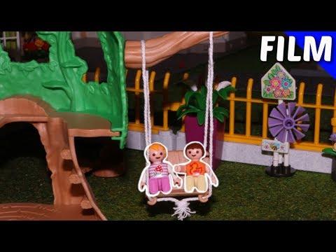 Playmobil Film deutsch  Baumhaus Schaukel bei Frieda