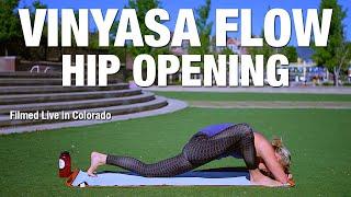 Hip Opening Yoga Class - 55 Min - Five Parks Yoga