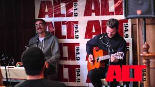 ALT J Live at The Vault - Left Hand Free