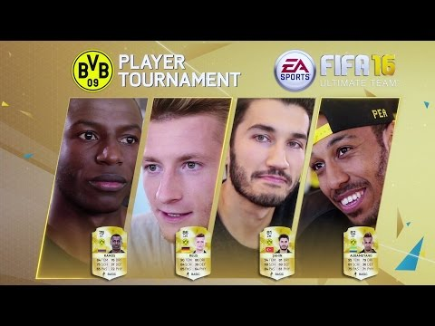 FIFA 16 Ultimate Team Player Tournament | Borussia Dortmund