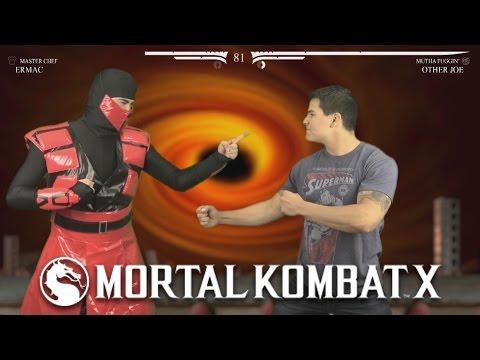 Mortal Kombat X Angry Review video thumbnail