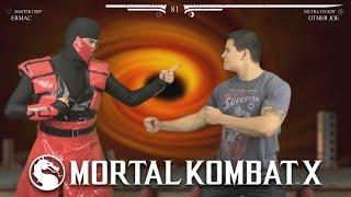Mortal Kombat X Angry Review