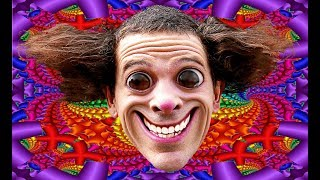 Insanely Trippy Funny stoner video for stoned and high people - This will totally increase your high