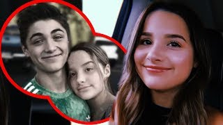 Annie LeBlanc & Asher Angel Confirm DATING for 12 minutes straight