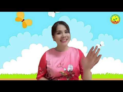 Trường MN Thịnh Liệt- Sợi dậy thú vị 4-5 tuổi