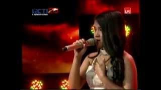 Hanin Dhiya - Nothing To Lose Live @Mega Konser Dunia RCTI