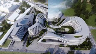 Beograd, Serbia - Futuristic Architecture Projects