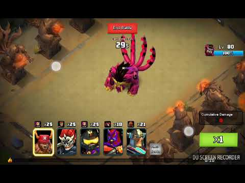 Clash of Zombies 2.CoZ2.I attack to seven-Tail,I kill to six-Tail.