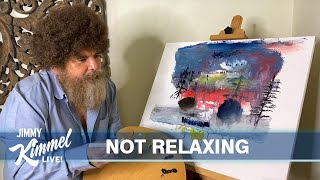 Guillermo is the New Bob Ross