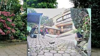 FPV 408 - Maiden with the Taycan C25 Diatone (only DVR and 3p view)