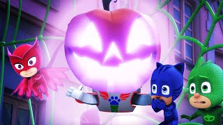 PJ Masks Full Episodes Season 3  ⭐️ Halloween Heroes ⭐️ PJ Masks New Compilation 2019