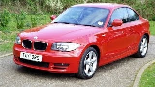 preview picture of video 'BMW 118D SE Coupe now sold by Taylors Pitstop Garage in Horley West Sussex'