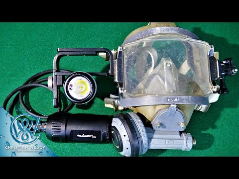 Diving Light Review – OrcaTorch D620