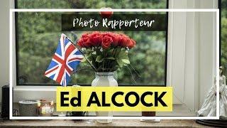Photo Rapporteur interview Ed Alcock