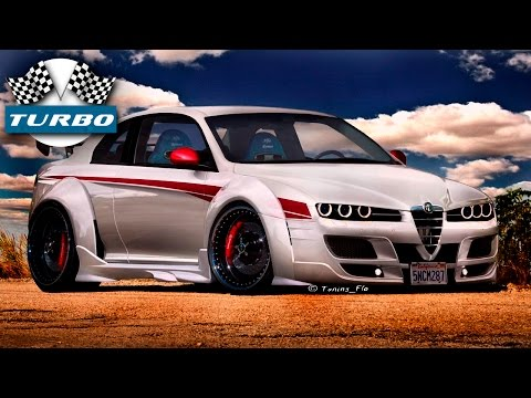 Тюнинг Alfa Romeo 156. Обалденный дизайн!
