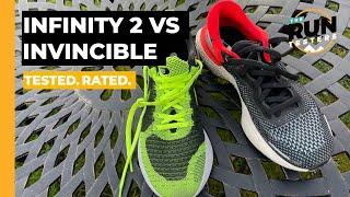 Nike Invincible vs Nike Infinity Run 2: Which Nike running shoe should you get?