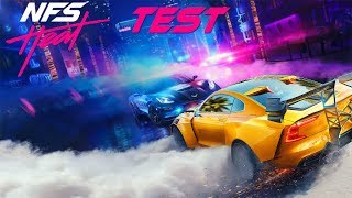 Need For Speed : Heat - Test [FR]