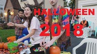 Почувствуй атмосферу праздника - Хеллоуин 2018 в Америке