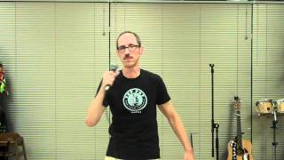 Bookworm Bakery & Cafe Presents Comedy Night 5_24_2012 Video 4.MP4