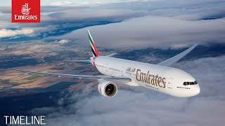 The History Of Emirates Airline