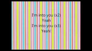 I'm Into You - Jennifer Lopez  lyrics