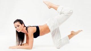 Смотреть онлайн Эффективный курс упражнений по калланетике