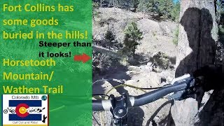 Fort Collins has some fun trails!