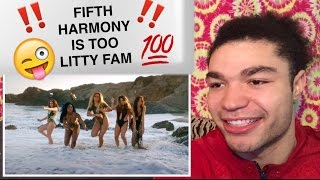 "FIFTH HARMONY ""All In My Head"" (Flex) Video REACTION !!"