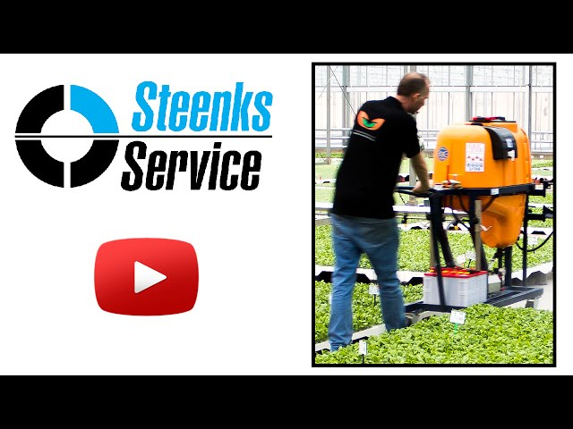YouTube video | Spray cart 200 ltr.