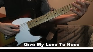 Give My Love To Rose by Johnny Cash - Luther Perkins Instrumental