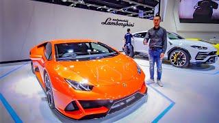 Tuyệt phẩm Lamborghini Huracan Evo và những điều bạn chưa biết