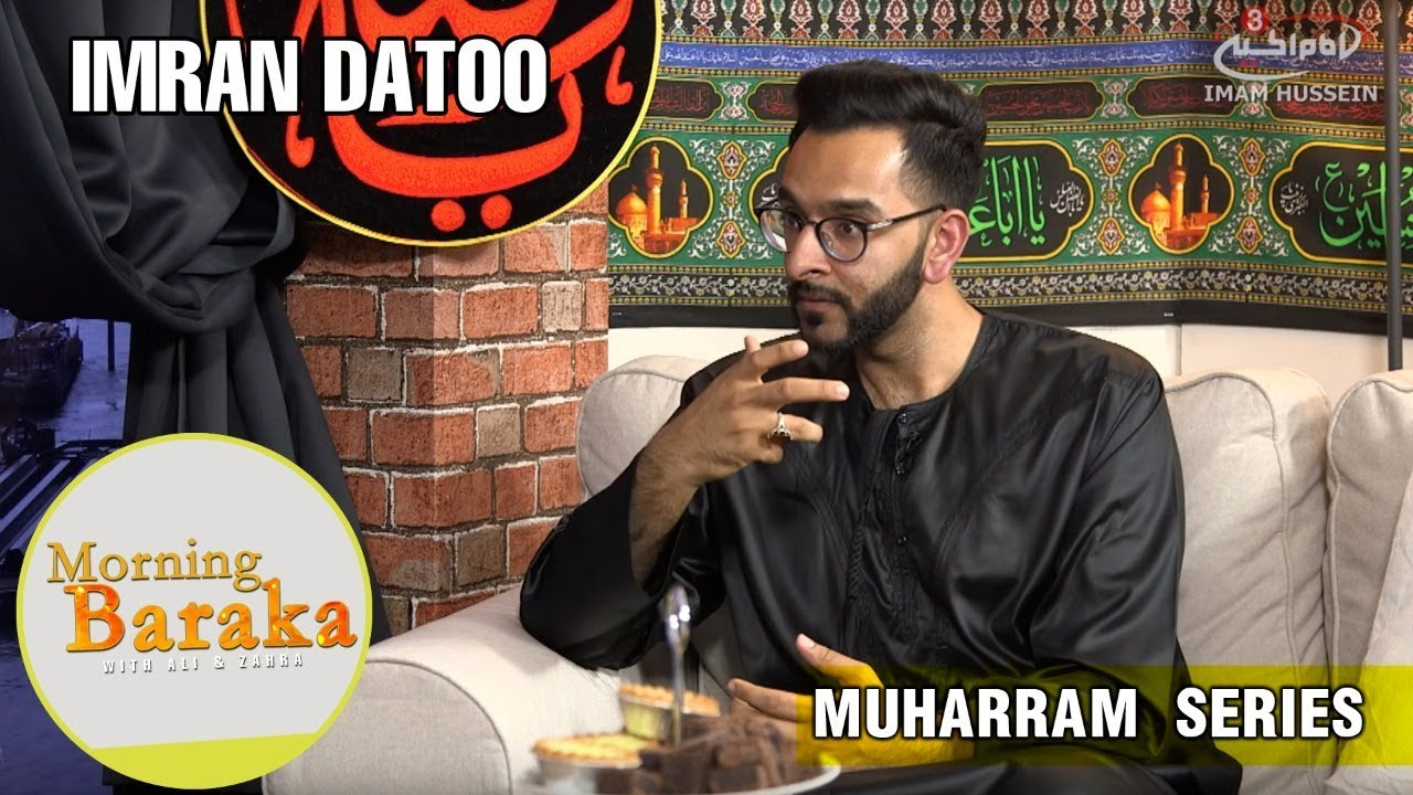 With Imran Datoo | Episode 6