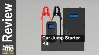 1byone 9000mAh 12V Multi-Function Smart Portable Car Jump Starter Powerbank