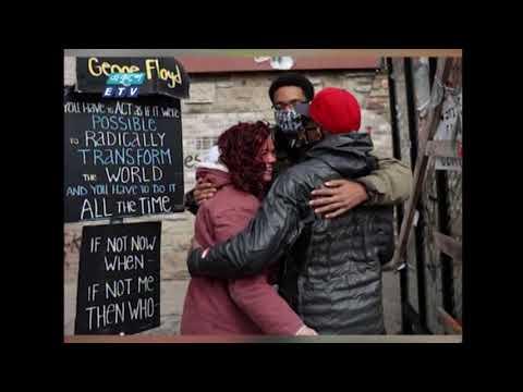 যুক্তরাষ্ট্রে জজ ফ্রয়েড হত্যার ঘটনায় পুলিশ সদস্য দোষী সাব্যস্ত