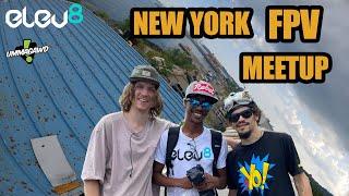 FREESTYLE FPV AT BANDO ISLAND NEW YORK