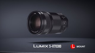 YouTube Video X_GS2_xXEUk for Product Panasonic LUMIX S 70-300mm F4.5-5.6 MACRO O.I.S. Lens by Company Panasonic Corporation in Industry Lenses