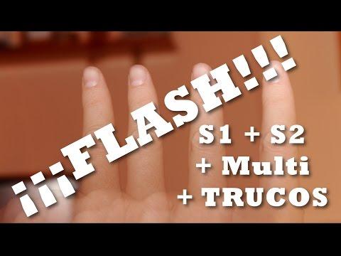 Introducción al flash: Modos esclavo, S1 y S2 + Multi + Trucos