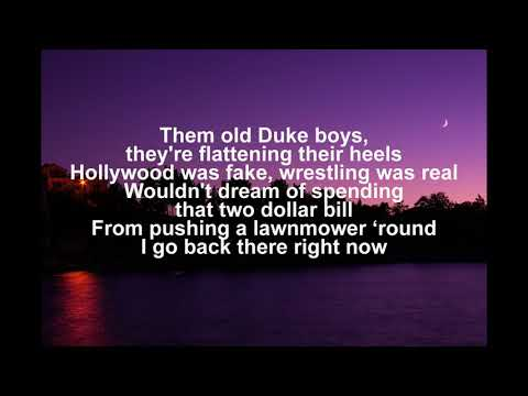 I Lived It - Blake Shelton - Lyrics Mp3